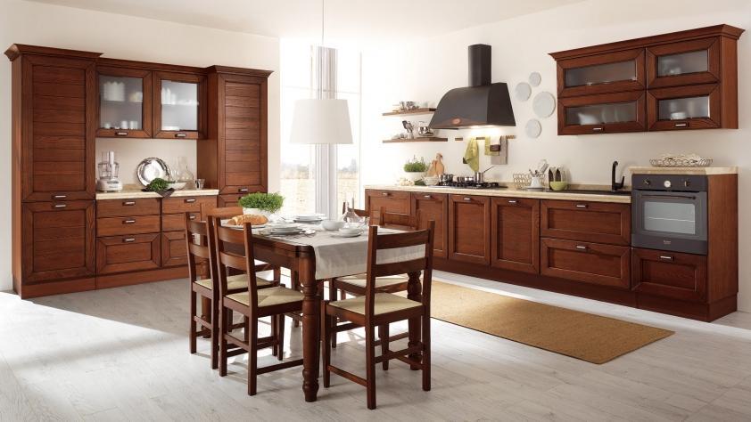 Dfg arredamenti via s francesco d 39 assisi 93 00043 - Cucina classica contemporanea ...
